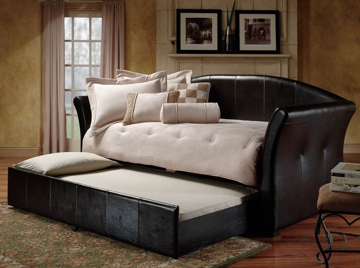 Hillsdale Furniture Brookland Daybed with Trundle - for office/guest room - 32 Best Daybed Couch With Trundle Images On Pinterest Daybed
