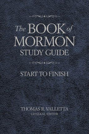 The Book of Mormon Study Guide: Start to Finish is a comprehensive, question-and-answer commentary that draws from thousands of the very best insights on the scriptures, including those from General Authorities, Church magazines and manuals, the most respected scholarly commentaries, scripture reference books, and other publications.