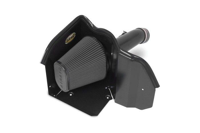 07 20 Tundra Airaid Cold Air Dam Air Intake System Non Woven Synthetic Black Cold Air Reusable Air Filter Tundra