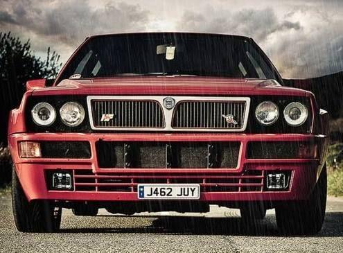 Lancia sprawi, że się uśmiechniesz, nawet w deszczową pogodę!