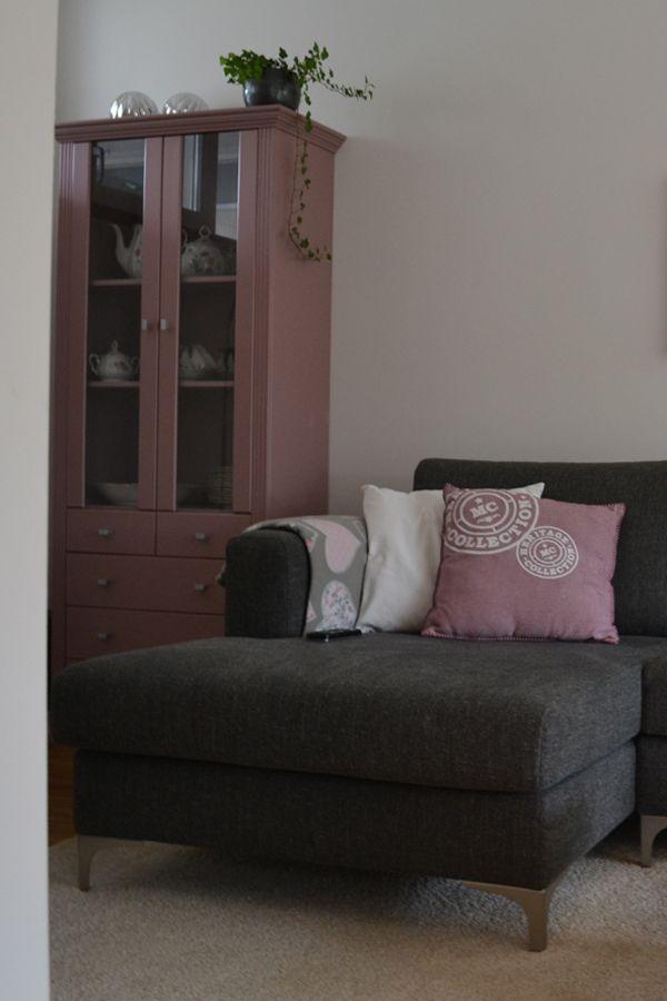 Ontwerp #Binnenkijken #Interieuradvies #zithoek #living #roze #pink #paars #purple