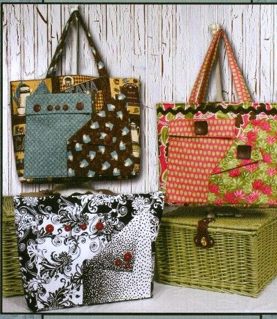110 best The Pattern Hutch purse patterns images on Pinterest ...