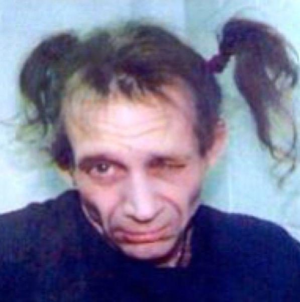 Smile Creepy Viral: 78+ Images About Crime - Mugshots L On Pinterest