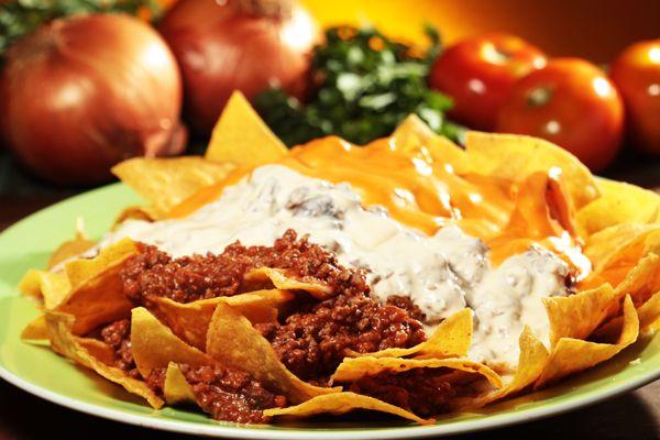comida mexicana nachos - Pesquisa Google