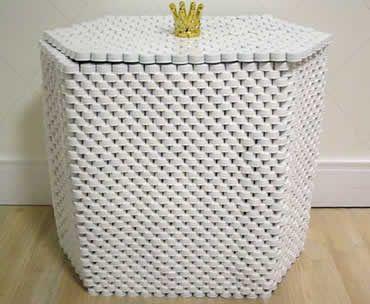 #garrafa #pet #caixa #decoração #tampaBottle Caps, Recycle, Crafts Ideas, Head Of Garlic, Bouteilles, Boxes, Bouteilles Pets, Hampers, Tampinhas De