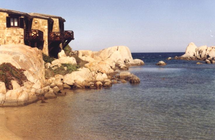 Ile de Figari, Corse, 2002