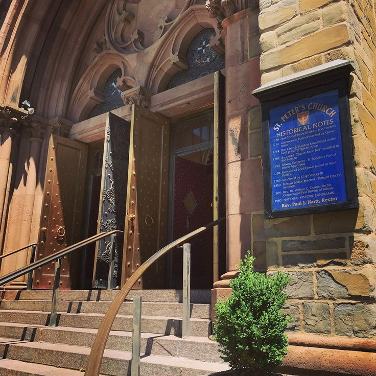 "K. Williams on Instagram ""St. Peter's Episcopal Church"