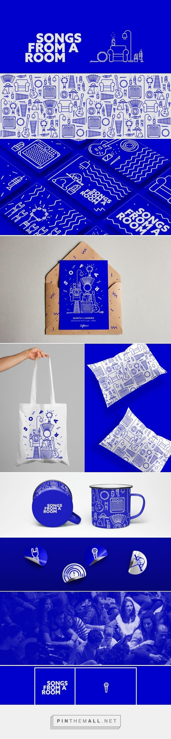 Sofar | Songs From a Room on Behance... - a grouped images picture - Pin Them All: