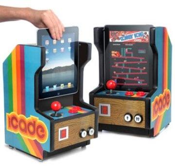 Arcade iPad Case
