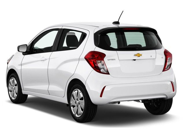 2017 Chevrolet Spark (Chevy) Review, Ratings, Specs, Prices, and Photos - The Car Connection