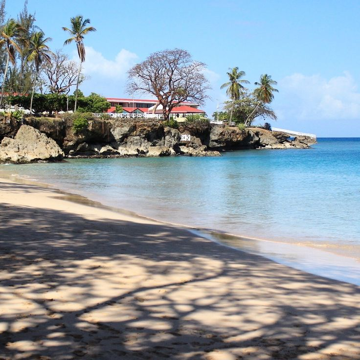 'Not a ripple' Store Bay Tobago