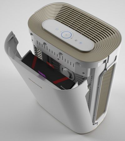 honeywell air purifier review India