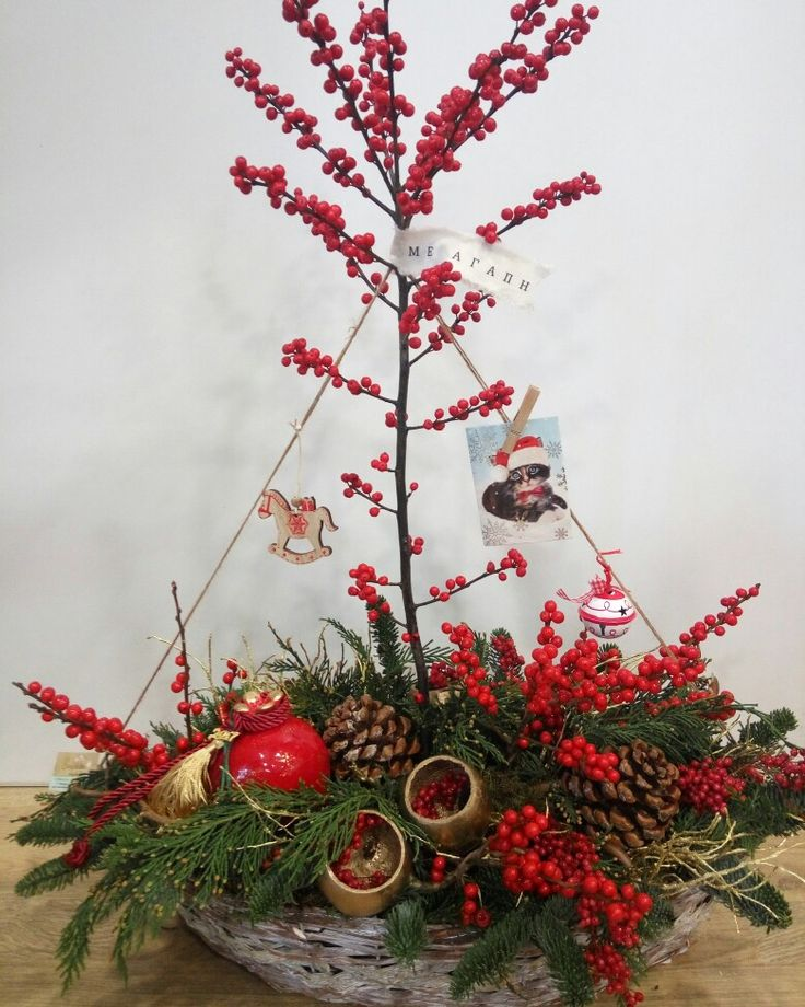Christmas boat  #greek #christmas #flowershop #oneiranthi #rethymno #crete #greece