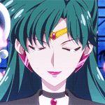 Сэцуна Мэйо / Setsuna Meiou / Сейлор Плутон / Sailor Pluto из аниме Прекрасная воительница Сейлор Мун: Кристалл / Sailor Moon Crystal