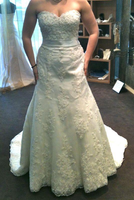 Недорогие свадебные платья в салоне Diona Киев