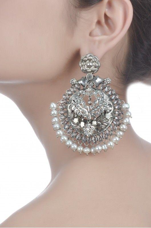 ~ #Gorgeous Bali by #Amrapali @AmrapaliJewels http://www.amrapalijewels.com/index.php #Earrings ~