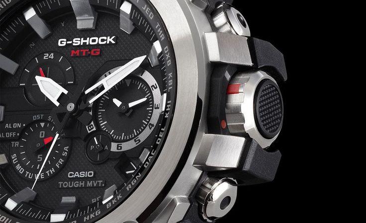 Casio G-Shock Metal Upgrades