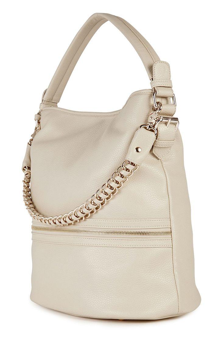 Next Chain Detailed Hobo Bag - EziBuy New Zealand