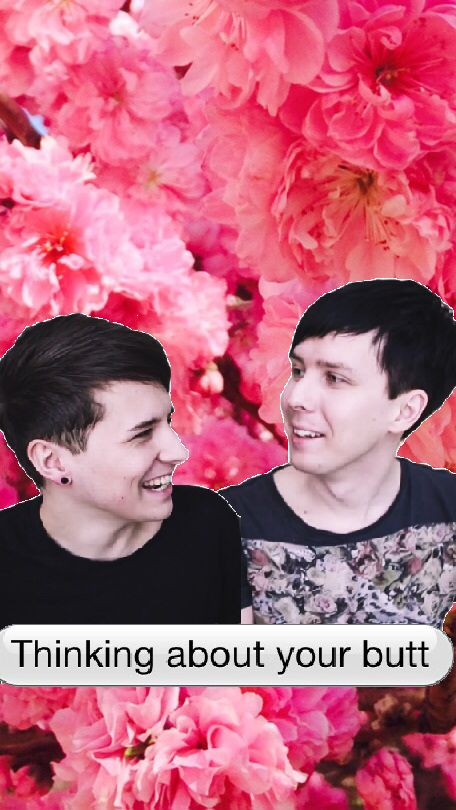 Dan heart eyes and Phil love eyes, how they look at each other god I'm gonna die