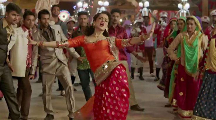 Kangana Ranaut's 'Tanu Weds Manu Returns' first movie of 2015 to cross Rs 100 cr mark