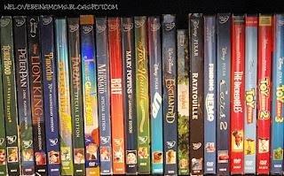 We Love Being Moms!: Fixing Scratched DVD's & Disney Replacment Program