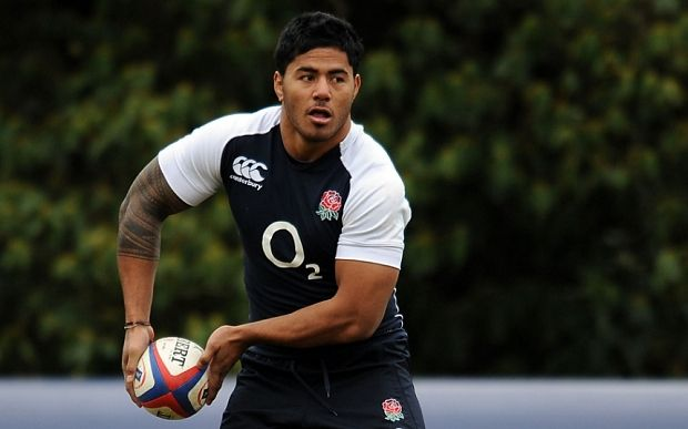 Manu Tuilagi set to to return to England side for Wales game
