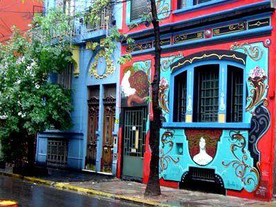 Museo Casa de Carlos Gardel - Buenos Aires -