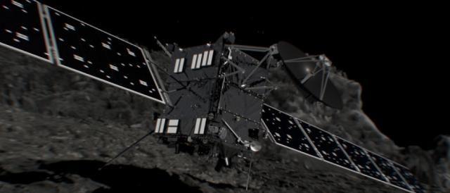 Rosetta missione compiuta addio per sempre - Blasting News