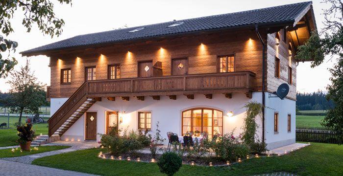 Wimmerhof-Urlaub auf dem Bauernhof im Chiemgau - Bayern - Ferienwohnungen Chiemsee