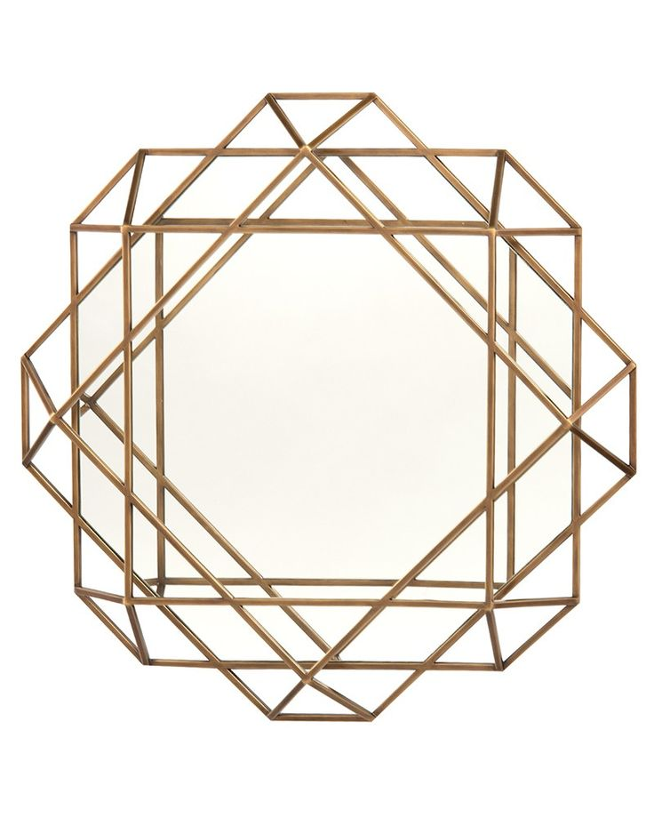 Torino Lattice Mirror - Mirrors - Mirrors & Wall Decor - Our Products