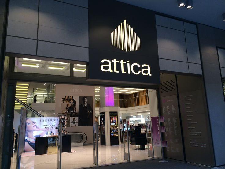 Attica Store Τσιμισκή Θεσσαλονίκης - Στεγανοποίηση δώματος 800m2 (2014)
