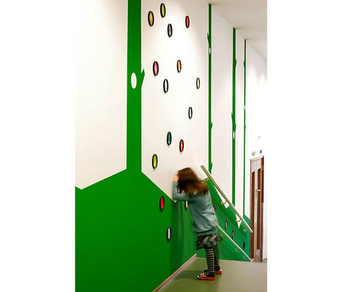 """DUS Architects Amsterdam - Kidtopia  (child-daycare centre)  """"CREATE ARCHITECTURE THAT IS MUTABLE AND OPEN TO MULTIPLE INTERPRETATIONS"""""""