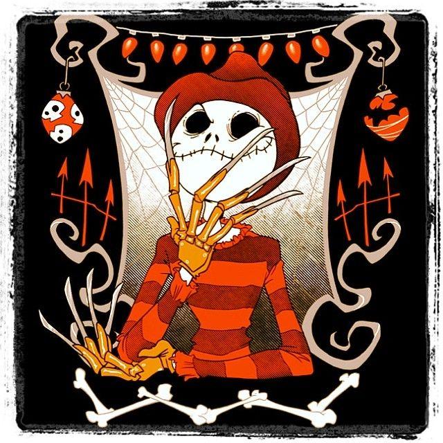 Jack Skeleton/Freddy Krueger