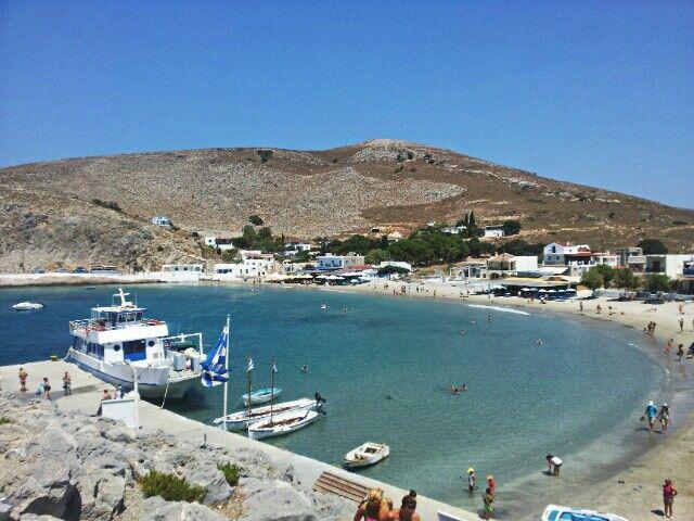 TOP  #pserimos #island