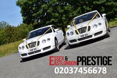 www.hire-a-bentley.co.uk @hire_a_bentley Chauffeur driven Bentleys with Uniformed drivers to make that perfect entrance for that perfect day.