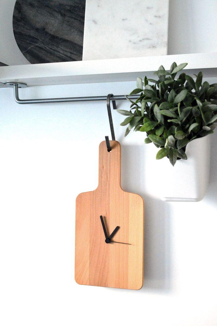 14 besten uhr bilder auf pinterest uhren diy uhr und wanduhren. Black Bedroom Furniture Sets. Home Design Ideas