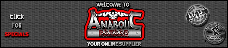 Buy steroids online without any hassle. Anabolic steroids for sale such as winstrol, dianabol and more at AnabolicBazaar.