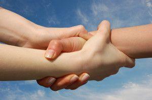 Accepting help isn't weak; it's courageous.