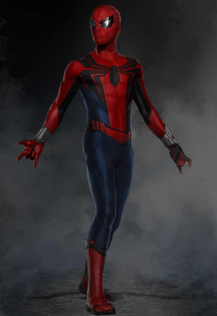 Superhero Suit Ideas: Design Passes For Spider-Man: Homecoming Suit