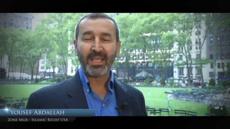 Islamic Relief's Ramadan Water Charity