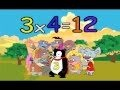 The Multiplying Multiplication Song !!!