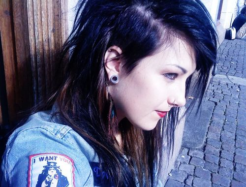 scene undercut haircut | UNDERCUT… TOPA?                                                                                                                                                                                 Mais