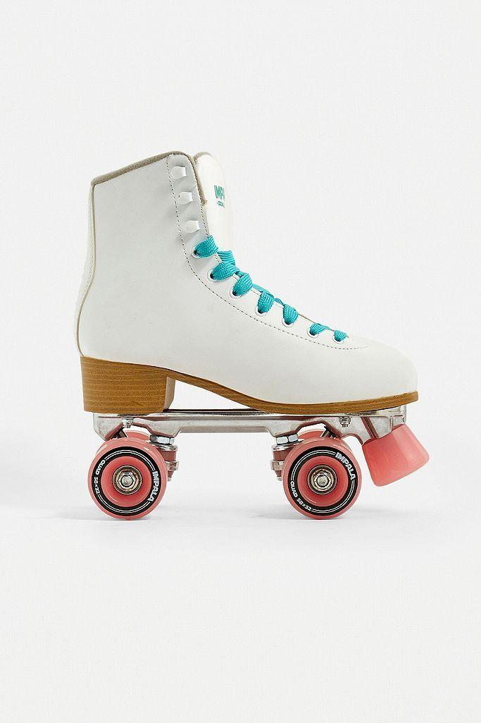 Impala Rollerskates White Quad Roller Skates Quad Roller Skates Roller Skates Roller