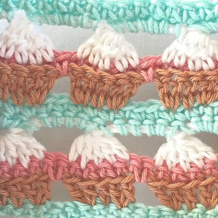 Die besten 17 Bilder zu Crochet Blankets auf Pinterest | Ravelry ...