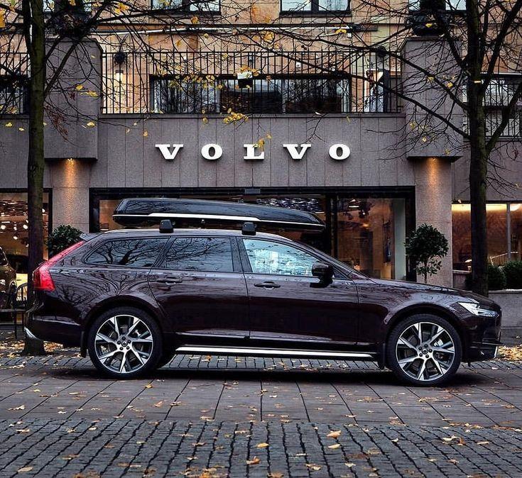 #volvo #volvov90crosscountry #v90crosscountry #sweden #swedish #swedishcars #scandinavia #luxury #luxurycars #volvofans…