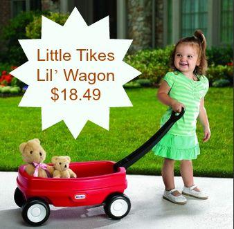 STL Mommy « Little Tikes Lil' Wagon $18.49 (Retail $31.99)