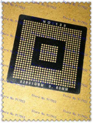10 шт. размер жестяная банка быть непосредственно с подогревом NH82801GBM трафарет чип