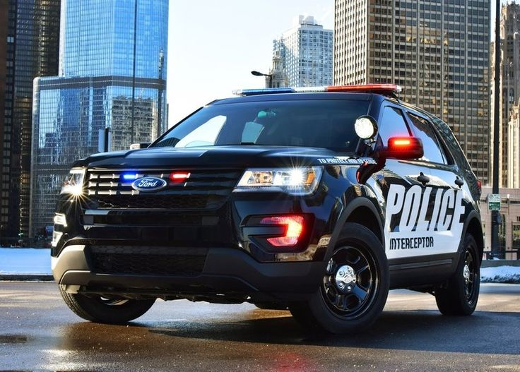 2016 Ford Police Interceptor Utility, The Ford's Finest Interceptor