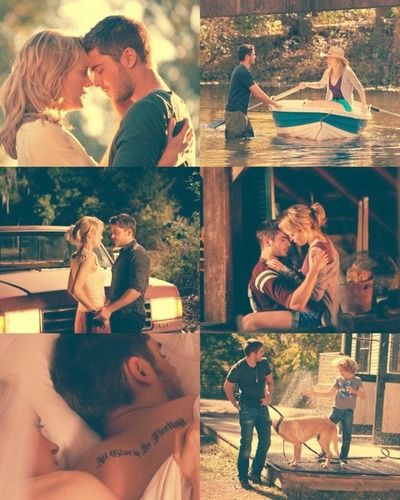 The Lucky One the most romantic!! My absolute favorite!!! Love the landscapes and actors!!