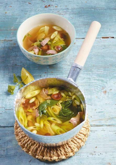 Vietnamesische Suppe Rezept - [ESSEN UND TRINKEN]